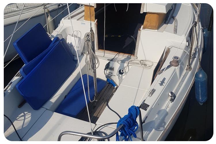 Boot interieur reinigen